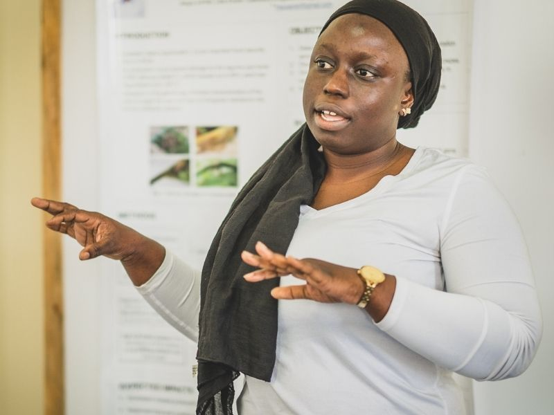 IWD 2021 – Future Women Leaders. Agriculture 4.0